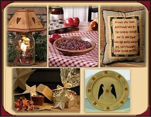 Gone Country Crafters Primitives Country Candles Craft Patterns